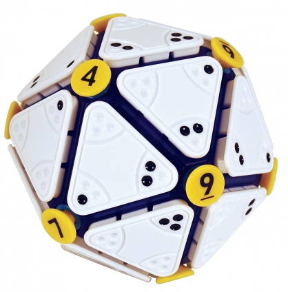 3D-Zahlen-Ball