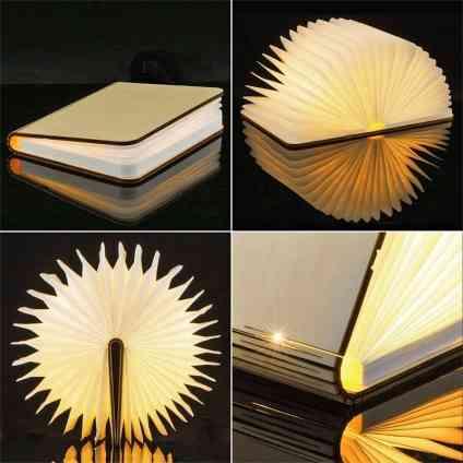 Buch-Lampe LED Klein.