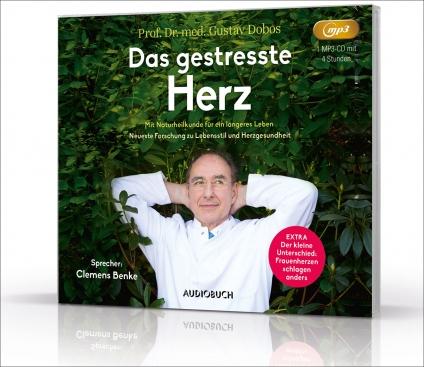 Prof. Dr. Gustav Dobos: Das gestresste Herz