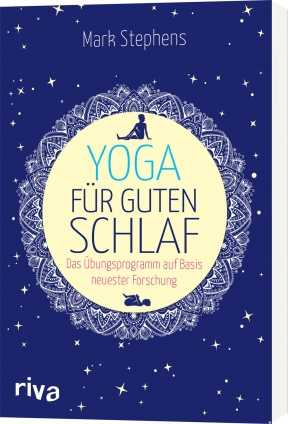 Yoga für guten Schlaf.