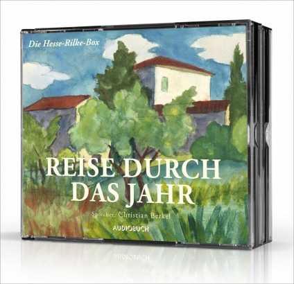 Die Rilke-Hesse-Box. Reise durch das Jahr.