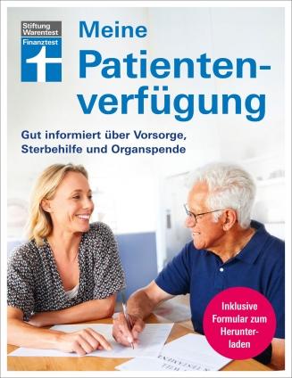 Stiftung Warentest. Meine Patientenverfügung.