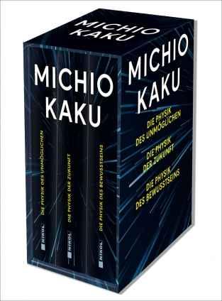 Prof. Kaku: Physik der Zukunft, des Bewusstseins und des Unmöglichen.
